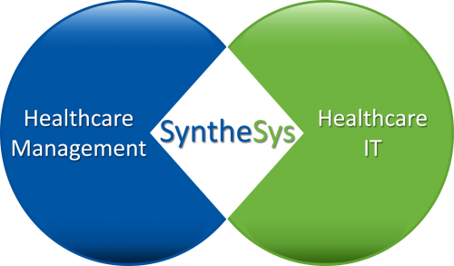 SyntheSys combines healthcare management and healthcare IT.